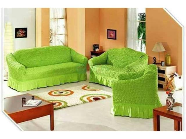 Living Room Sofa Cover - 2/5