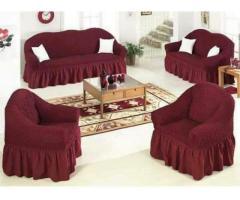Living Room Sofa Cover - Image 4/5