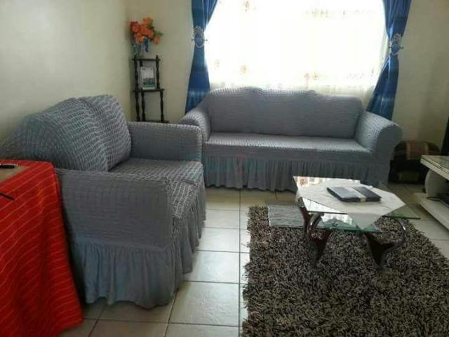 Living Room Sofa Cover - 5/5