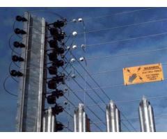 Electric Security Fencing - Image 1/2