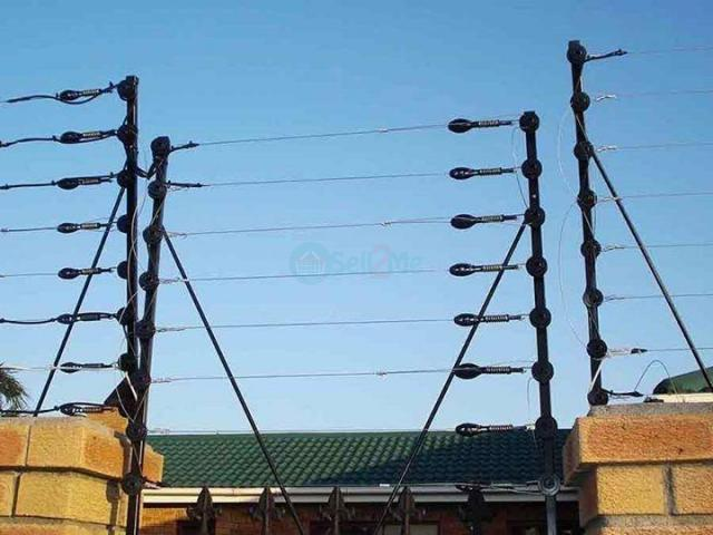Electric Security Fencing - 2/2
