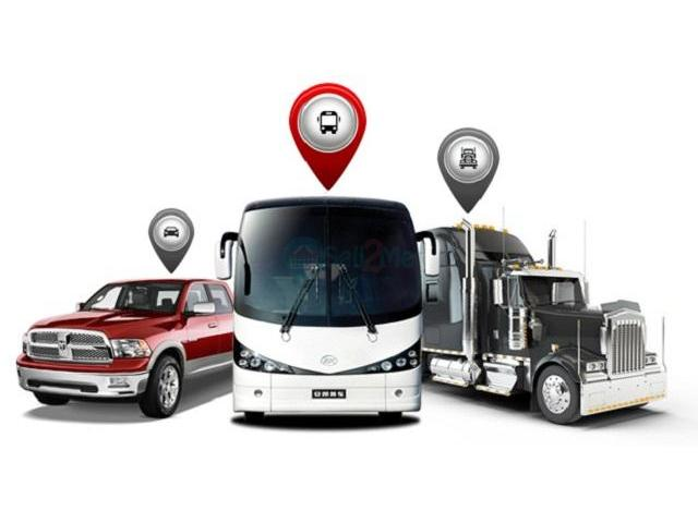 Mobile Phone GPS Vehicle Tracking System - 1/2
