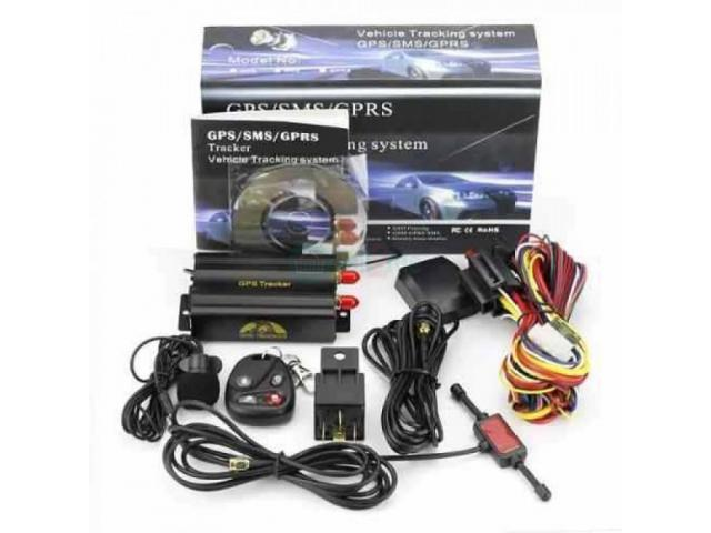 Mobile Phone GPS Vehicle Tracking System - 2/2