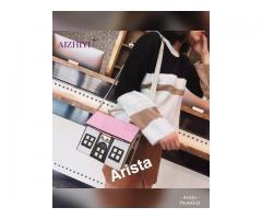 Arista's bag