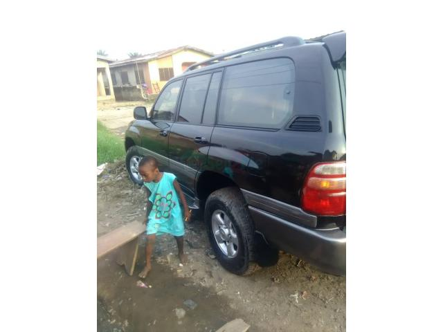 Registered 2002/2003 Toyota Land cruiser - 7/7