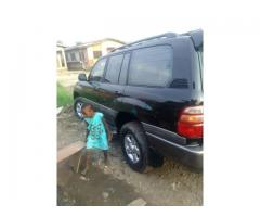 Registered 2002/2003 Toyota Land cruiser - Image 7/7