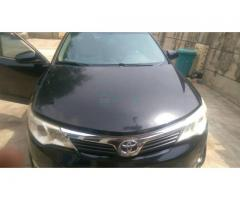 Registered 2012 Toyota Camry XLE