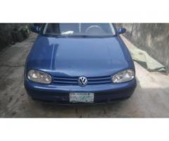 Registered Golf4 for sale