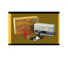 SUOER 1000watts Inverter 12volts With Battery Clip