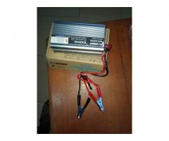 SUOER 1000watts Inverter 12volts With Battery Clip - Image 5/5