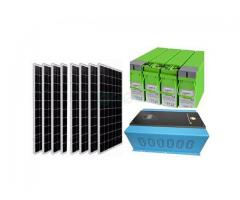 Power Star Complete 10kVA/48V Solar System Package with 800Ah Battery