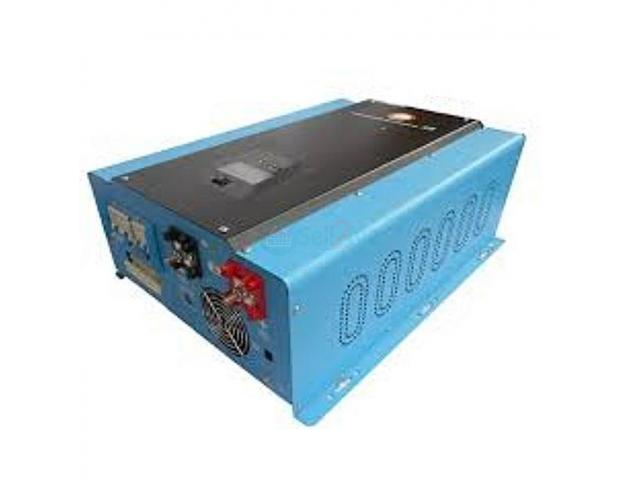Power Star Complete 10kVA/48V Solar System Package with 800Ah Battery - 3/4
