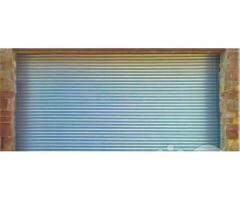 Insulated Rolling Shutter Door With Emergency Lock BY HIPHEN SOLUTIONS