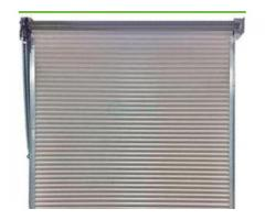 High Quality Burglarproof Folding Rolling Shutter Garage Door BY HIPHEN SOLUTIONS