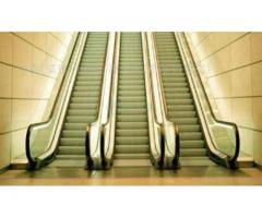 Commercial Escalators For Shopping Complex BY HIPHEN SOLUTIONS