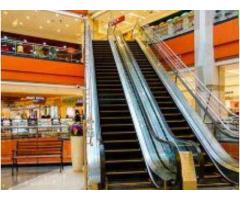 Commercial Electric Escalator Outdoor Indoor Mall,Home Escalator BY HIPHEN SOLUTIONS