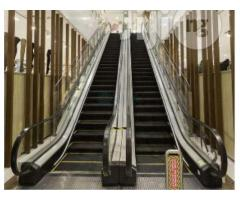 Smart Noiseless Electric Escalator For Commercial Buildings BY HIPHEN SOLUTIONS