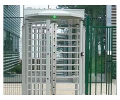 Full And Half Height Turnstile System BY HIPHEN SOLUTIONS