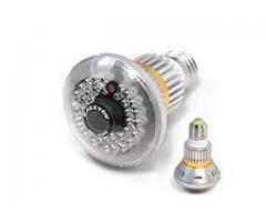 Bulb CCtV Security DVR Camera BY HIPHEN SOLUTIONS