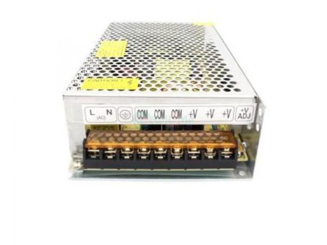12V 20A DC Power Supply For CCTV, Access Control, Radio And LED Lights BY HIPHEN SOLUTIONS - 1/1