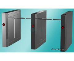 Security Drop Arm Turnstile BY HIPHEN SOLUTIONS