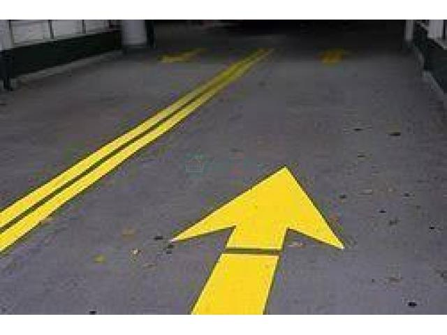 Permanent Road Marking BY HIPHEN SOLUTIONS - 1/1