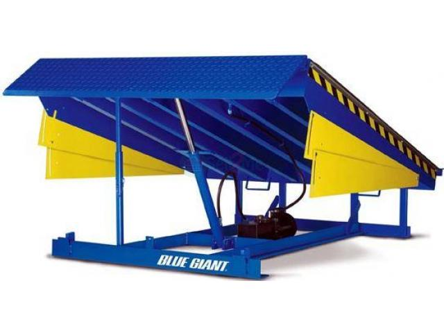 Dock Leveler System BY HIPHEN SOLUTIONS - 1/1