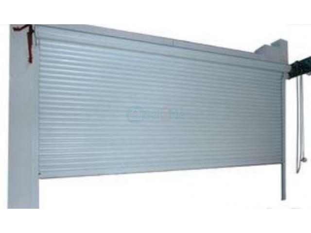 Aluminum Roller Shutter Garage Door BY HIPHEN SOLUTIONS - 1/1