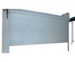 Aluminum Roller Shutter Garage Door BY HIPHEN SOLUTIONS
