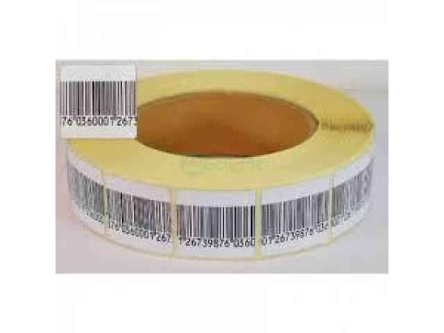 EAS Anti-Theft Security Soft Label Tag BY HIPHEN SOLUTIONS - 1/1