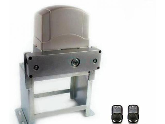 Automatic Sliding Gate Opener System In Nigeria BY HIPHEN SOLUTIONS - 1/1