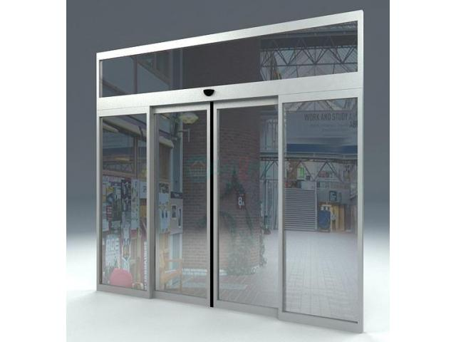 Automatic Slid Door Operator With Microwave Motion Sensor BY HIPHEN SOLUTIONS - 1/1