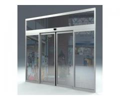 Automatic Slid Door Operator With Microwave Motion Sensor BY HIPHEN SOLUTIONS