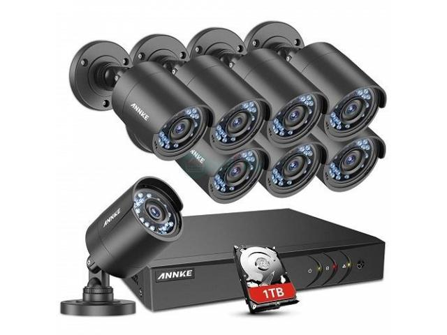 CCTV /IP CAMERAS INSTALLATION /MAINTENANCE IN UYO BY EZILIFE TECHNOLOGY - 1/1