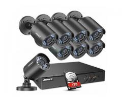 CCTV /IP CAMERAS INSTALLATION /MAINTENANCE IN UYO BY EZILIFE TECHNOLOGY