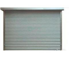 Motorised Metal Roll Up Garage Door BY HIPHEN SOLUTIONS