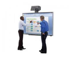Hiphen White Interactive Board And Projector BY HIPHEN SOLUTIONS