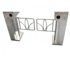 Automatic Swing Gate Vertical Turnstiles System BY HIPHEN SOLUTIONS