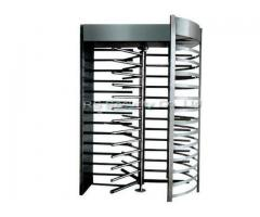 Single Door Full Height Turnstiles High Security Gate BY HIPHEN SOLUTIONS