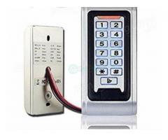 RFID Proximity Metal Case Door Access Controller Entry Door Lock Alarm BY HIPHEN SOLUTIONS