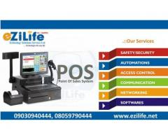 POINT OF SALE POS SOFTWARE  INSTALLATION IN ORON BY EZILIFE