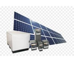 SOLAR POWERED INVERTER SYSTEM INSTALLATION IN ORON BY EZILIFE