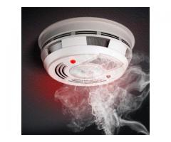 FIRE/ SMOKE DETECTION SYSTEM INSTALLATION IN ORON BY EZILIFE