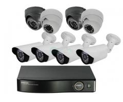 Security CCTV Bullet Camera Installation By Ezilife
