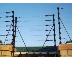 ELECTRIC PERIMETER FENCING SYSTEM FOR HOME AND OFFICE USE IN NIGERIA