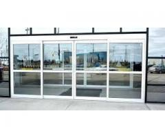 AUTOMATIC SLIDING SENSOR DOOR INSTALLATION BY EZILIFE