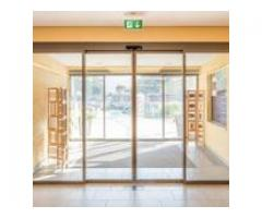 AUTOMATIC HOTEL DOOR  OPENING BY EZILIFE