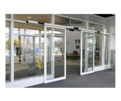 DOUBLE SENSOR HOSPITAL  AUTO DOOR BY EZILIFE