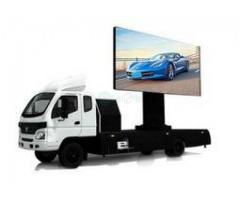 P8 LED Truck Screen 1024×1024mm by HIPHEN SOLUTIONS