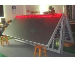 Double Sided LED Sign BY HIPHEN SOLUTIONS